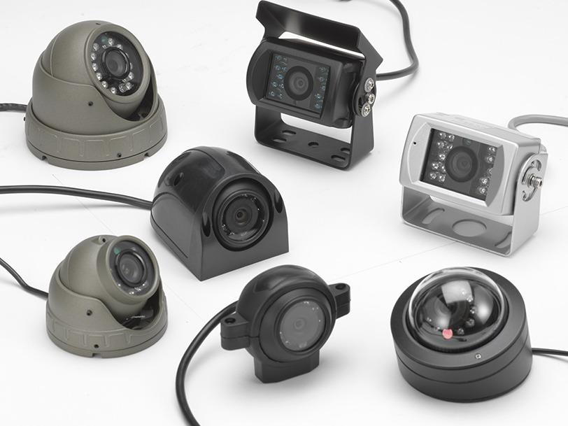 Mobile CCTV IP Cameras