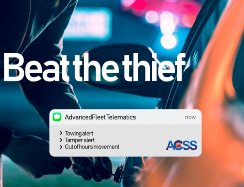 Vehicle thefts up by more than 50% – Beat the thief with AdvancedFleet Telematics