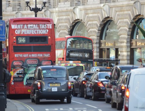 London anti-idling campaign #EnginesOff targets fleets