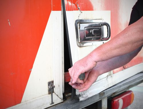 Thieves got away, lorry raid in lay-by – £12,500 worth of cigarettes stolen