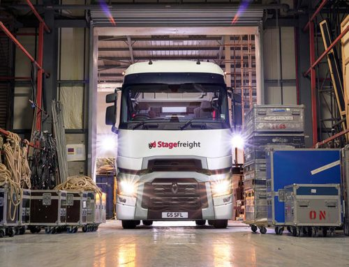 ACSS – Assisting Event & General Haulage market leader 'Stagefreight'